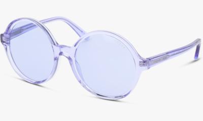 Solaire Vogue Eyewear VO5393S 29501A TRANSPARENT LILAC