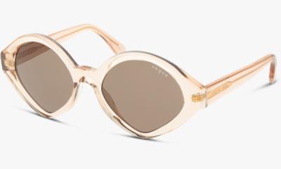Lunettes de soleil Vogue Eyewear VO5394S 295473 TRANSPARENT PEACH