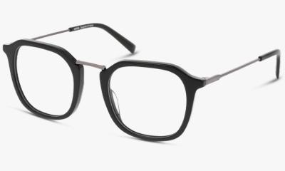 Optique Unofficial 18 UNOM0255 BG00 BLACK GREY