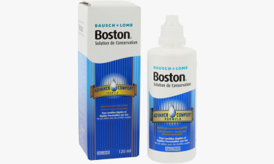 Produit Lentille BOSTON Boston Advance Conservation - 120 Ml