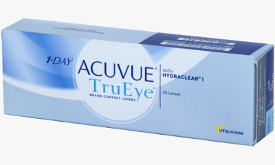 Lentilles de contact Acuvue 1 Day Acuvue Trueye