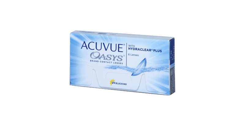 Lentilles de contact Acuvue Acuvue Oasys With Hydraclear P