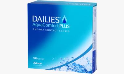 Lentilles de contact Dailies Dailies Aquacomfort Plus