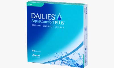 Lentilles de contact Dailies Dailies Aquacomfort Plus Toric
