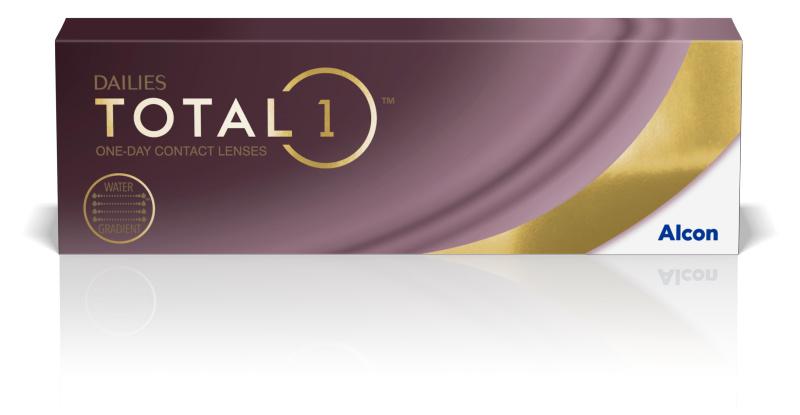 Lentilles de contact Dailies Dailies Total One