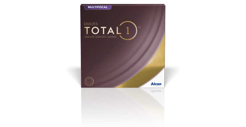 Lentilles de contact Dailies Dailies Total One multifocal