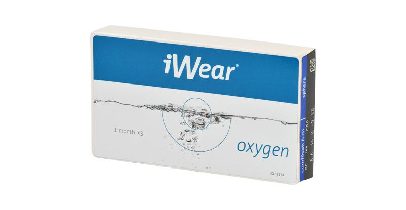 Lentilles de contact iWear Iwear Oxygen
