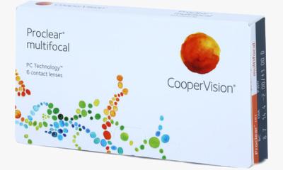 Lentilles de contact Proclear Proclear Multifocal D