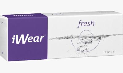 Lentilles de contact iWear Iwear Fresh x30