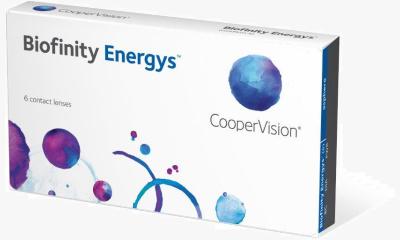 Lentilles de contact Biofinity Biofinity Energys