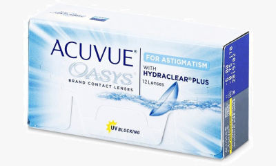Lentilles de contact Acuvue Acuvue Oasys For Astigmatism