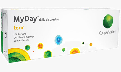 Lentilles de contact Myday MyDay Toric