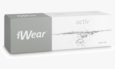 Lentilles de contact iWear iWear activ x30