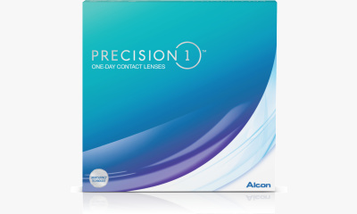 Lentilles de contact  Precision 1 NON