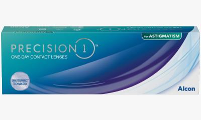 Lentilles de contact Precision Precision 1 for Astigmatism