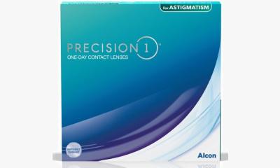 Lentilles de contact Precision Precision 1 for Astigmatism NON