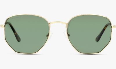 Lunettes de soleil In Style ILIU02P - W/CASE DE GOLD-GREEN