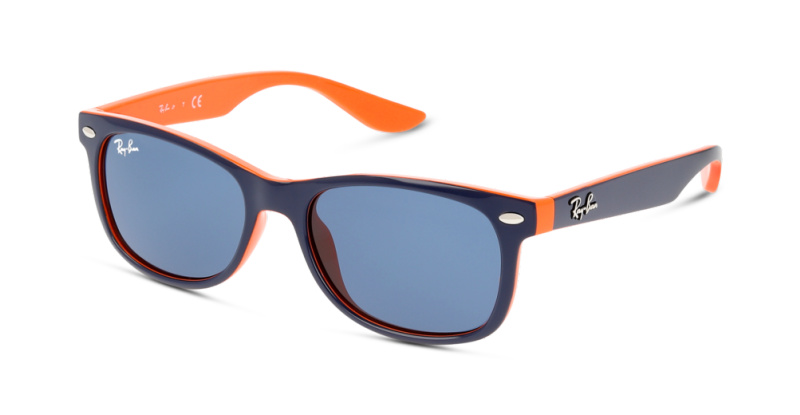 lunette soleil ray ban orange