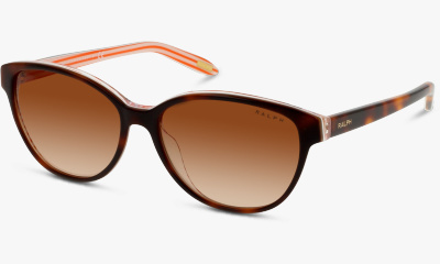 Lunettes de soleil Ralph 5128 977 AMBER/ORANGE STRIPES