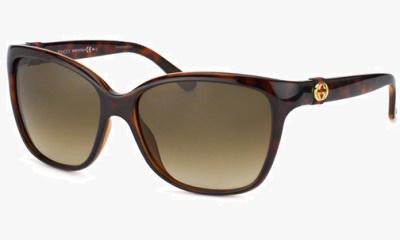 Lunettes de soleil Gucci GG 3645/S DWJ HAVANA