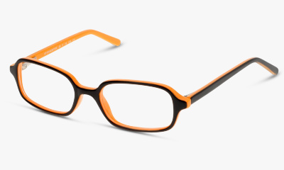 Optique The One TODK14 BO noir - orange