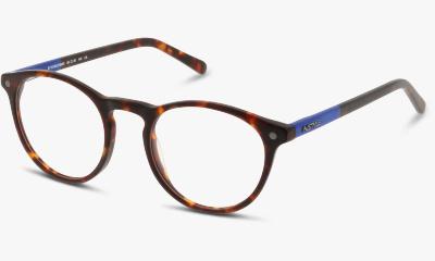 Optique In Style ISFM15 HC HAVANA - NAVY BLUE