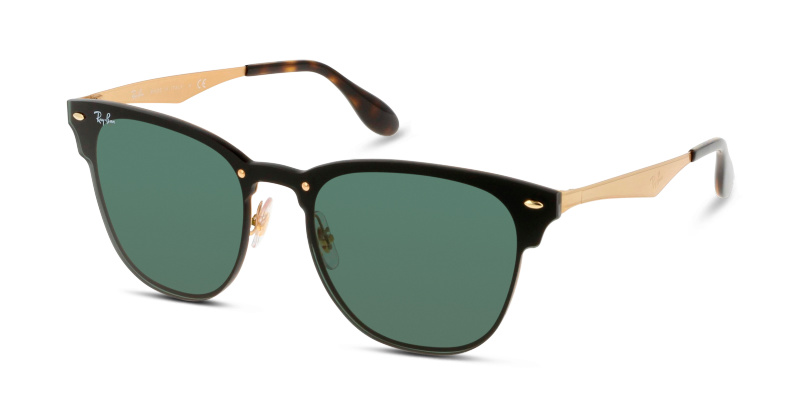 Lunettes de soleil Ray Ban New & 0RB3576N 043 GOLD STRIPED