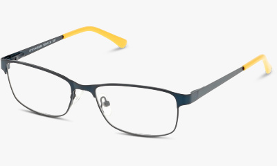 Optique The One TOFT06 CY NAVY BLUE - YELLOW