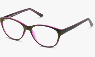 Optique The One TOFT08 BV BLACK - VIOLET