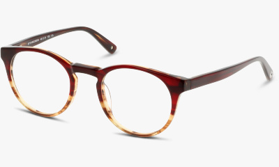Optique In Style ISFM22 RH RED - HAVANA
