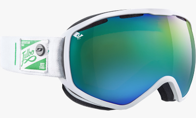 Lunettes de soleil Julbo Masque de ski ATLAS 11 blanc / vert