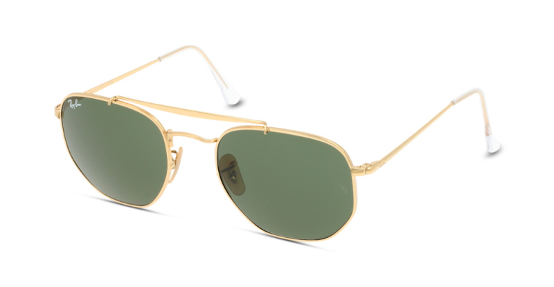 Lunettes de soleil Ray Ban New & 0RB3648 001 GOLD