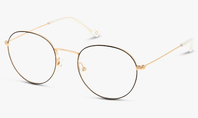 Optique In Style ISHF23 BD BLACK - GOLD