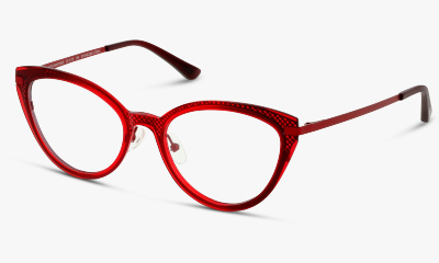 Optique Fuzion FUHF01 RR RED - RED