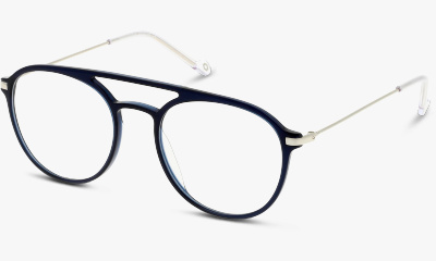 Optique In Style ISHM03 CS NAVY BLUE - SILVER