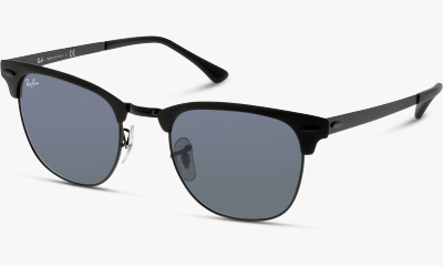 Lunettes de soleil Ray Ban Active 3716 186 SHINY BLACK TOP MATTE