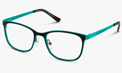 Optique Fuzion FUIT08 BC BLACK - TEAL