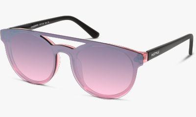 Optique In Style Mask ISFF31 TB TRANSPARENT PINK-BLACK