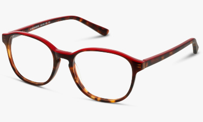 Optique Fuzion FUIT02 HR HAVANA-RED