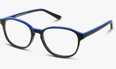 Optique Fuzion FUIT02 BC BLACK - BLUE