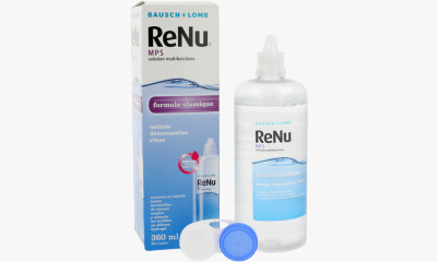 Produit Lentille RENU Renu Mps - 355 Ml