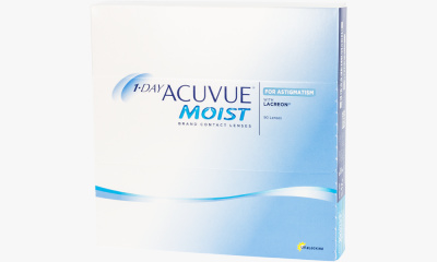 Lentilles de contact Acuvue 1 Day Acuvue Moist For Astigmatism