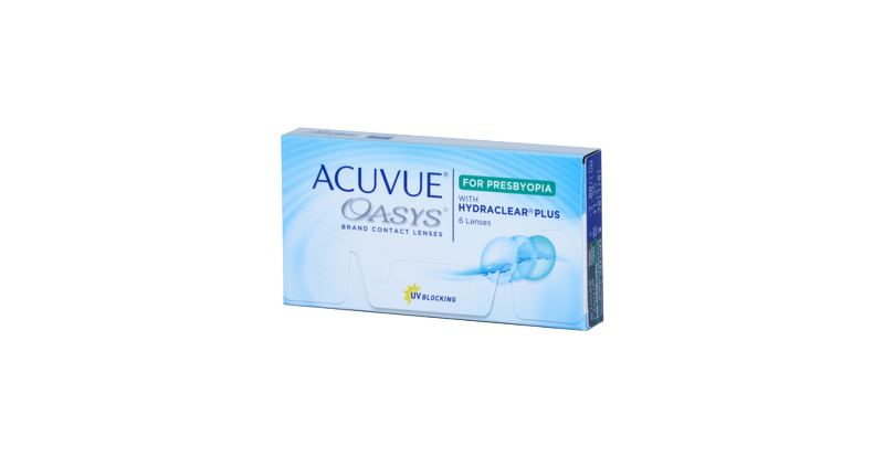 Lentilles de contact Acuvue Acuvue Oasys For Presbyopia With Hydraclear Plus