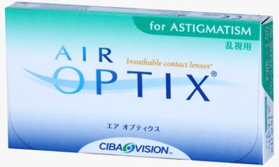 Lentilles de contact Air Optix Air Optix For Astigmatism