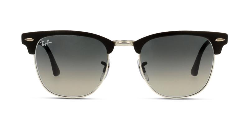 On Generale 911871 Black Matte D'optiqueSolaire Classique 0rb3716 Silver Top 1 Ray Ban jL5qR34A