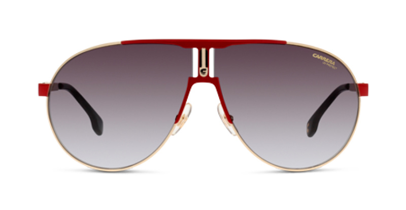636e691d96 Lunettes de soleil Carrera CARRERA 1005/S AU2/9O RED GOLD/DARK GREY ...